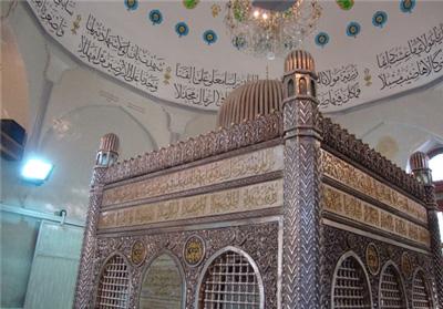 آستانهی رؤس الشهداء ، در باب الصغیر شهر دمشق