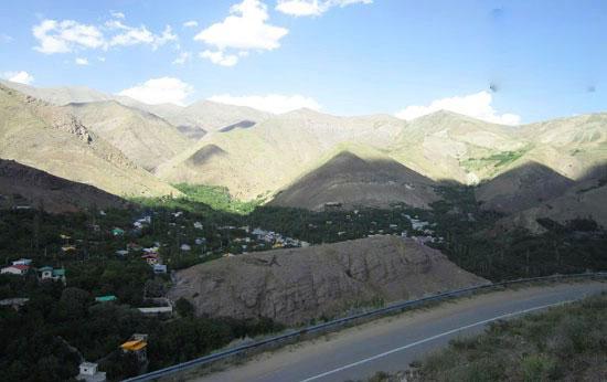 گردشی به یادماندنی در طبیعت زیبای روستای برگ جهان