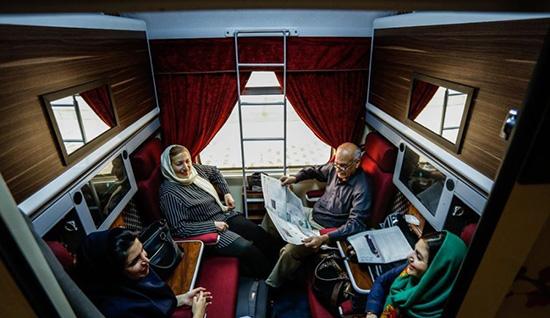 ترفندهایی برای سفر با قطار