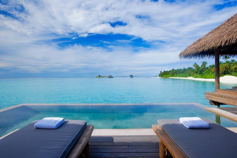 هتل های روی آب