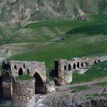 پل گاومیشان بزرگ ترین دهانه معماری باستانی را دارد