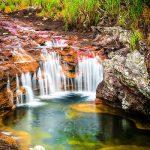 رودخانه کانیو کریستالس رودخانه ای رنگین کمانی در کلمبیا