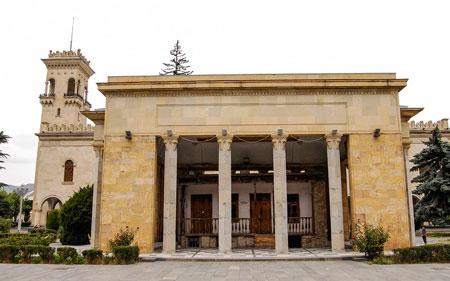 موزه جوزف استالین گرجستان