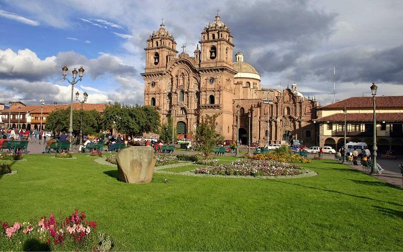 جاذبه های گردشگری پرو