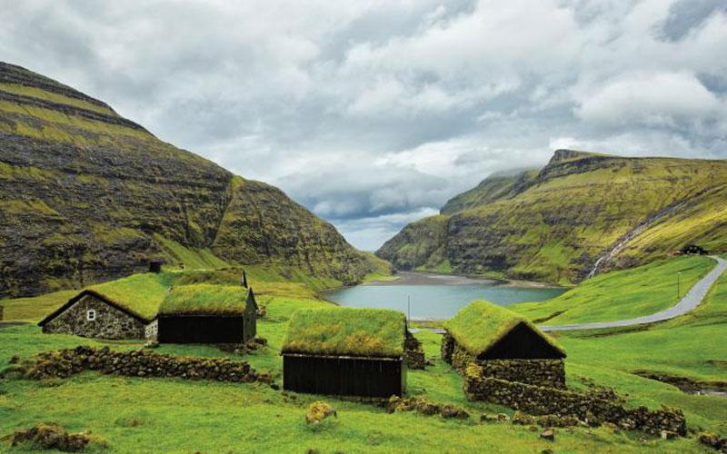 مناظر زیبای طبیعی جهان