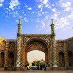 با تاریخ و قدمت دروازه درب کوشک در قزوین بیشتر آشنا شوید