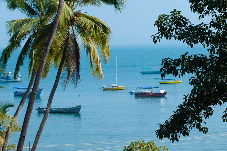 هتل های ساحلی گوا