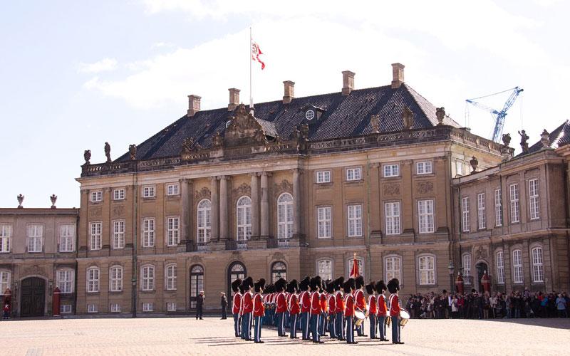 هزینه های سفر به کپنهاگ