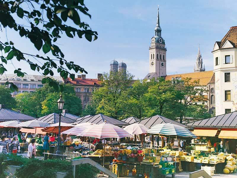 راهنمای خرید در مونیخ آلمان شهر برندهای معتبر و شیک