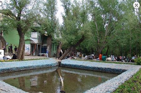 چشمه اعلا بهترین مکان تفریحی نزدیک تهران
