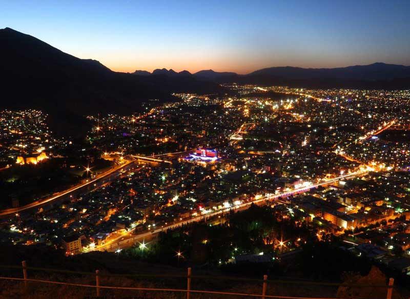 مکانهای دیدنی خرم آباد