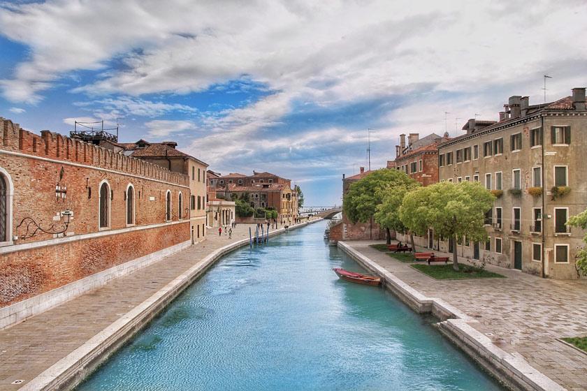 هزینه سفر به ونیز