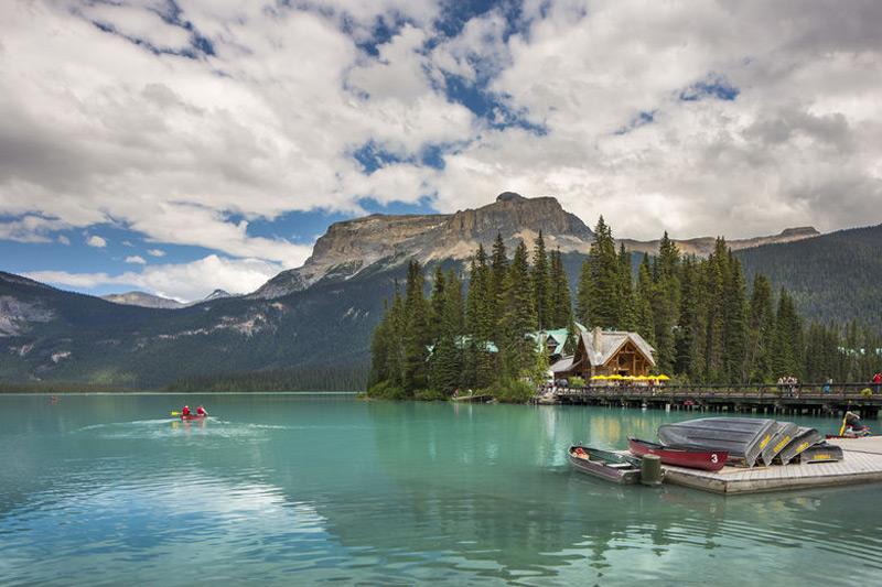 شگفت انگیزترین اقامتگاههای ییلاقی و هتل های کوهستانی جهان