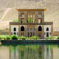 چشمه علی دامغان طبیعت گردی در محیط سرسبز و باصفای آن