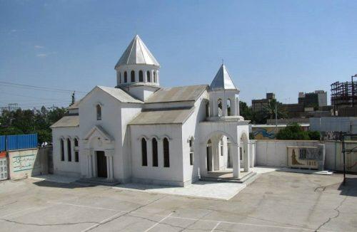 زیباترین کلیساهای ایران