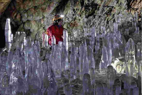 غار یخی یخ مراد