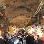 گشت و گذار در معماری بازار تاریخی همدان