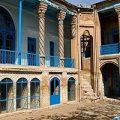 خانه خواجه باروخ کرمانشاه با قدمتی ۱۰۰ ساله