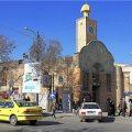 معرفی مسجد سردار ارومیه