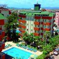 مجهزترین و لوکس ترین هتلهای ارزان آلانیا در ترکیه