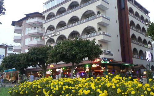 هتلهای ارزان آلانیا
