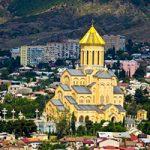 کلیسای سه گانه تفلیس عجیبترین جاذبه گرجستان