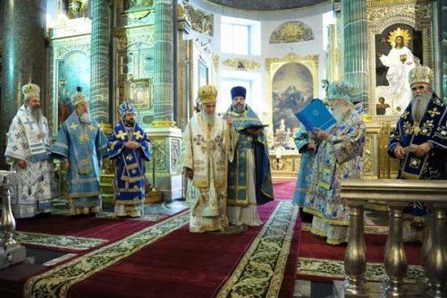کلیسای جامع کازانسکی