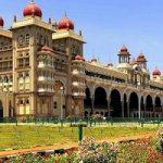 قصر تاریخی و سلطنتی میسور در هندوستان