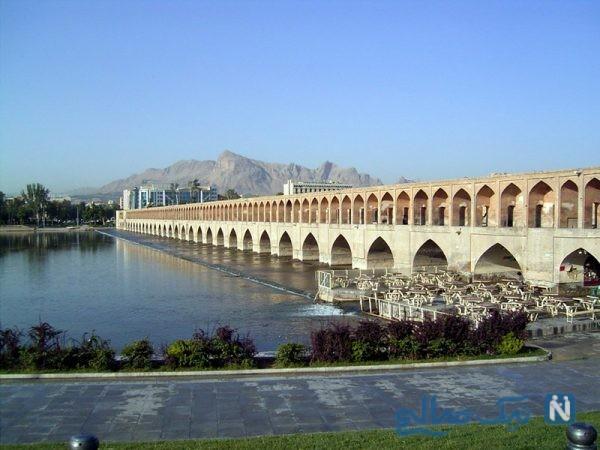 مسافرت با قطار به اصفهان
