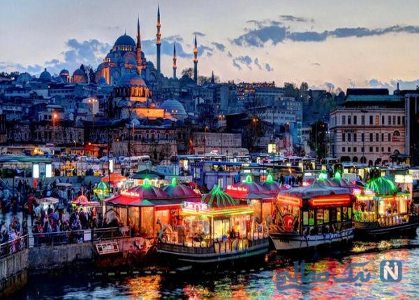 مسافرت به استانبول