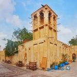 تور دبی و محله بستکیه دبی