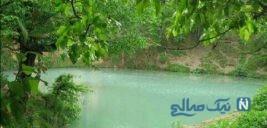 روستای نکارمن شاهرود روستای کم نظیر رودها و چشمه ها