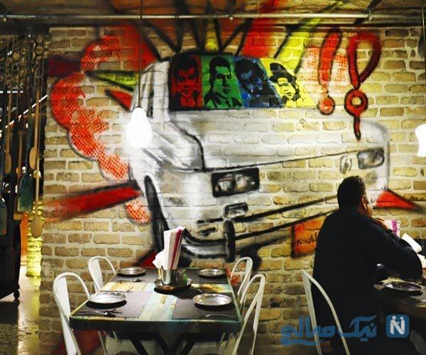 آشنایی با بهترین رستوران های تهران