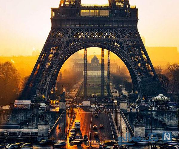 جاذبه های گردشگری پاریس