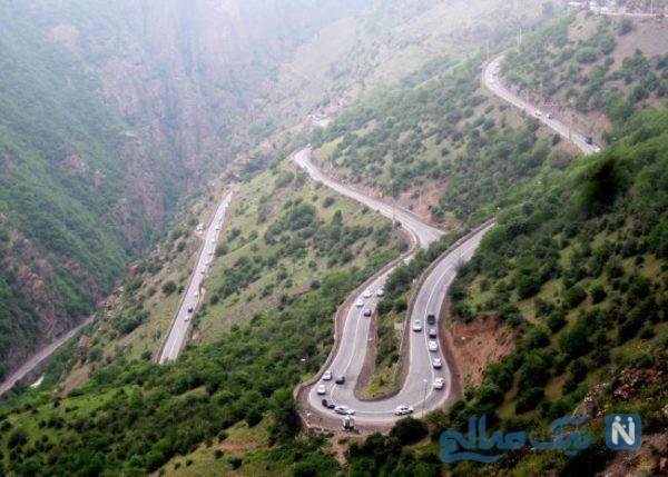 جاذبه های گردشگری چالوس، آشنایی با بهشت ایران