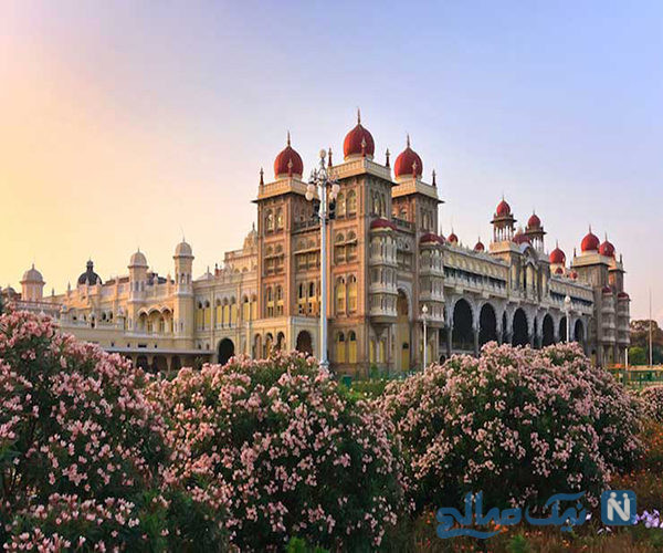 زیباترین کاخ های جهان