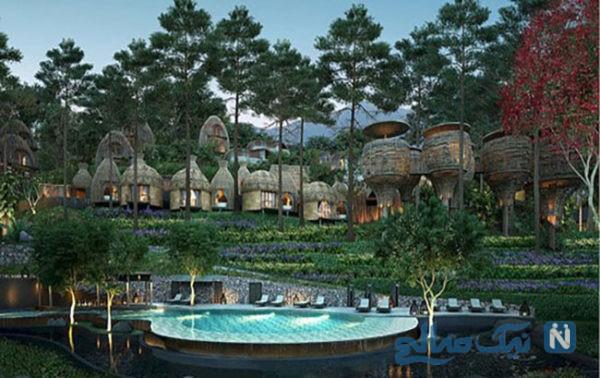 عجیب ترین هتل های جهان زیبا و شگفت انگیز را بشناسید