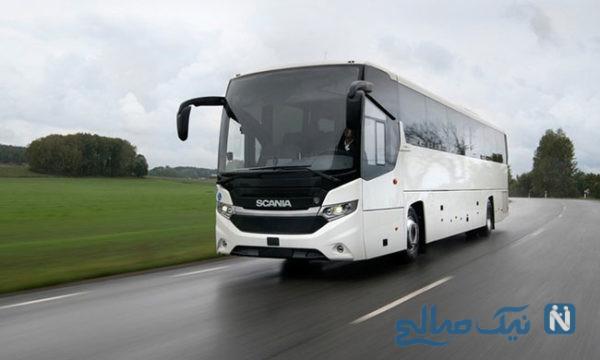 مسافرت با اتوبوس اسکانیا