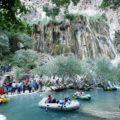 آشنایی با آبشار مارگون فارس یکی از بلندترین آبشارهای دنیا