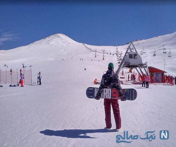 بهترین جاهای دیدنی ایران در زمستان برای فصل سرد سال