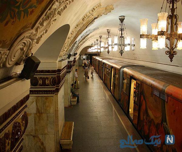 جاهای دیدنی مسکو