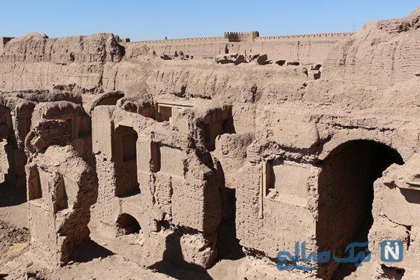 ارگ راین یکی از بزرگترین بناهای خشتی جهان در سفر به کرمان