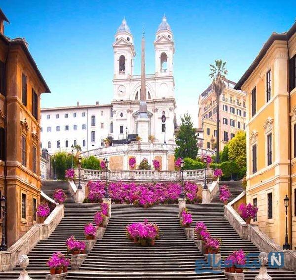 جاذبه های دیدنی رم