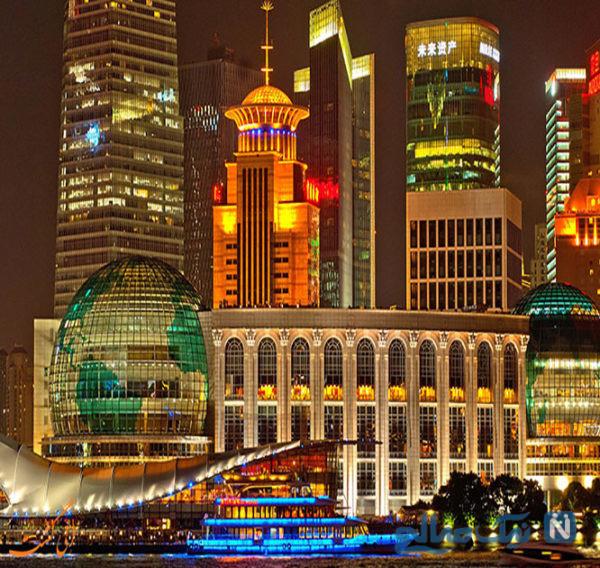 دیدنی های شانگهای