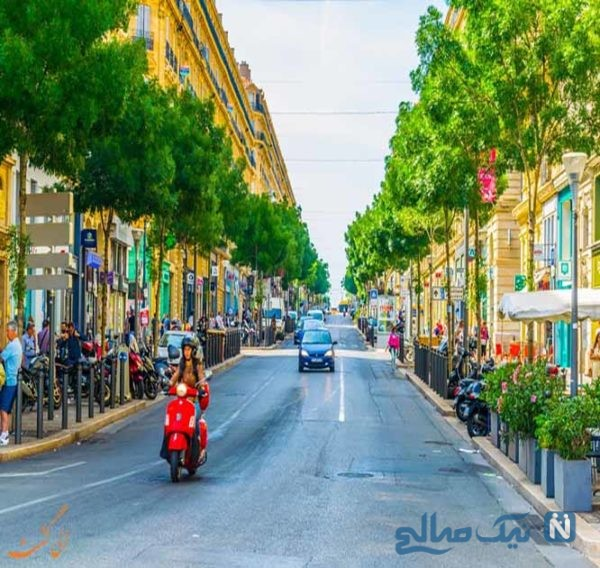 شهرهای-بندری-فرانسه