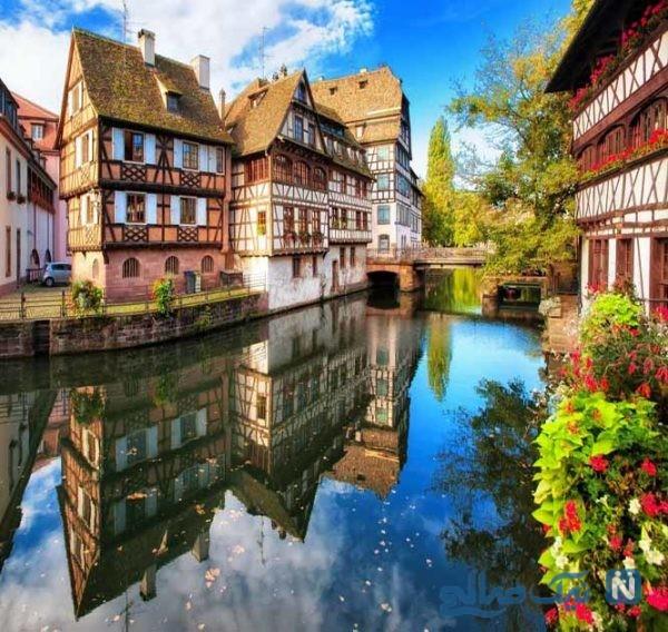 شهرهای بندری فرانسه , اقامتی زیبا و دیدنی در اروپا