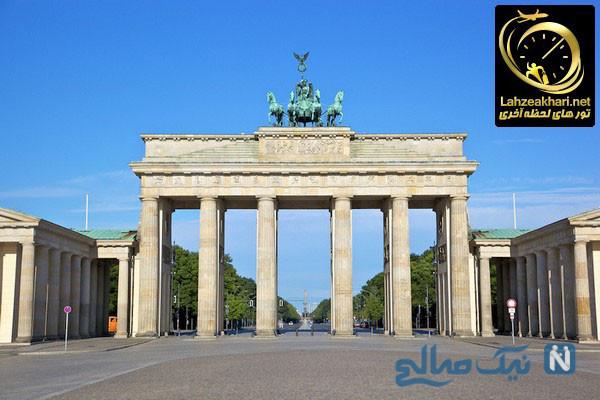گردشگری آلمان