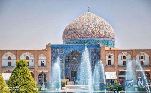 حساس ترین قطب گردشگری اصفهان مرمت می شود!