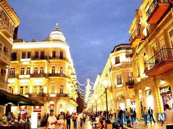گردشگری باکو