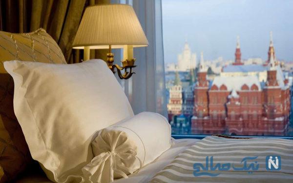 هتل های مسکو